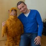 ALF und ich :)