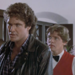 Tom Wilson in Knight Rider