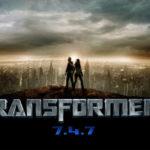 Transformers Teaser-Poster von 2007