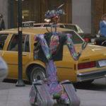 Nummer 5 gibt nicht auf: Gelbe New Yorker Taxis (gefilmt in Toronto)