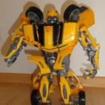 Bumblebee als Roboter