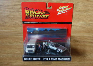 Johnny Lightning Diorama – 1:64