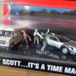 Die Figuren und Fahrzeuge