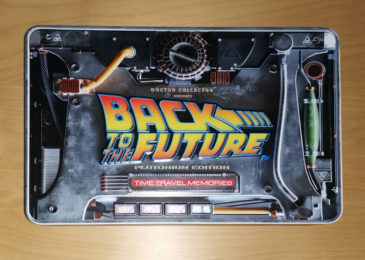 Doctor Collector Time Travel Memories – Plutonium Edition