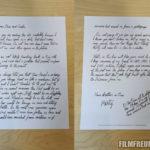 Phantasie-Brief von Marty an seine Geschwister zu den Inhalten
