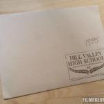 Hill Valley Highschool Umschlag 1955