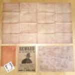 Inhalte des 1885er-Umschlags