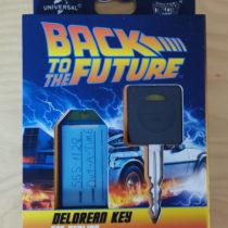 DeLorean Autoschlüssel Replika