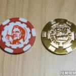 Casino-Chips aus 1985a