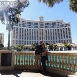 """Das Bellagio in Las Vegas (z.B. """"Ocean's Eleven"""")"""