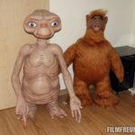 E.T. & ALF