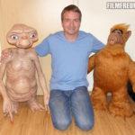 E.T., ALF & ich