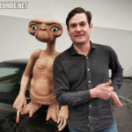 Henry Thomas mit unserem E.T.