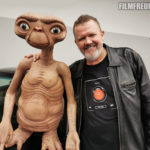 Robert MacNaughton mit unserem E.T.