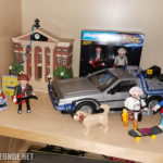 Das Courthouse mit den Playmobil-Figuren