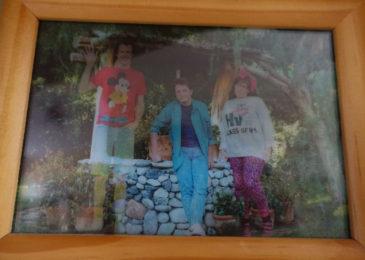 Martys Geschwister-(Wackel)bild