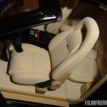 PMD-Sitze und Lower Console