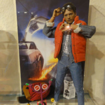 Marty McFly 1985 – Hot Toys – 1:6 – 28 cm – ZidZ I