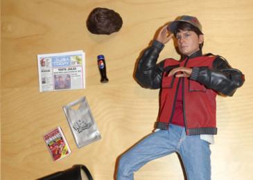 Marty McFly 2015 – Hot Toys – 1:6 – 28 cm – ZidZ II