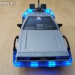 DeLorean von vorn