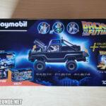 Martys Toyota Truck Verpackung