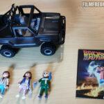 Fahrzeug und Figuren
