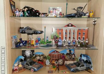 Zurück in die Zukunft Playmobil-Sets