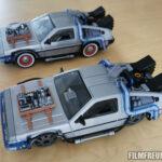 Beide DeLoreans zu Teil III