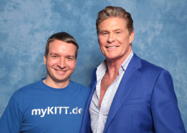 "Star-Treffen ""Knight Rider"""