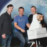 """Henry Thomas & Robert MacNaughton (""""E.T. - Der Außerirdische"""")"""