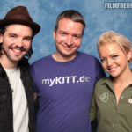 "Andrew Lee Potts & Hannah Spearritt (""Primeval"")"