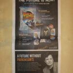 Werbung für die Blu-Ray