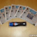 USA Todays und Pepsi Perfect