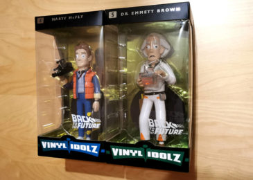 Marty McFly & Doc Brown Vinyl Idolz