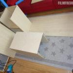 Möbelplatten und Kallax-Teile