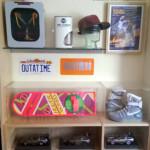 Meine Zurück-in-die-Zukunft-Sammlung 2013