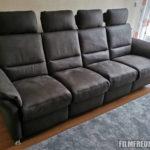 Couch Seitenansicht
