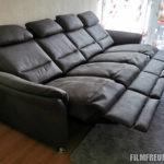 Couch elektrisch ausgefahren